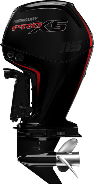 Mercury F115XL Command Thrust Pro XS