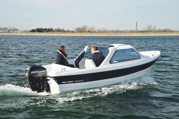 Brugte motorbåde til påhængsmotor