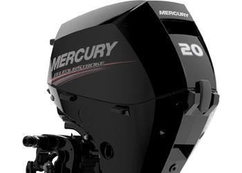 Mercury 4-takt 2.5-25hk